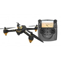 HUBSAN H501S X4 FPV GPS 1080P, Follow Me & Headless mode NOIR