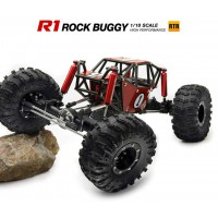 Gmade Crawler R1 Rock Buggy - Rouge RTR