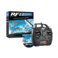 Simulateur RealFlight RF8 / Interlink X USB Mode 2 / Horizon Hobby Edition