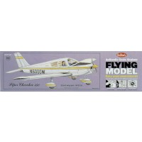 1/19e Guillow's Piper Cherokee 140 431mm