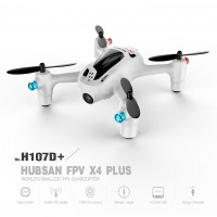 HUBSAN H107D+ X4 PLUS FPV ALTITUDE HOLD