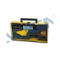 Carry Box-Yellow/ Valise de transport Jaune T-REX 150
