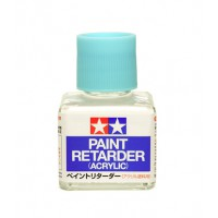 Pot Tamiya Retardant de séchage acrylique 40ml