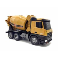 Camion toupie 10 fonctions RC Huina 1/14