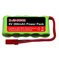 Batterie Propulsion 6V 250 mAh - Micro Magic Vee & Cat
