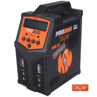 Chargeur KONECT PRO DUO 80W X2 7A - 12v/220v