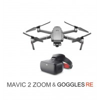 ∆ Dji Mavic 2 Zoom & Goggles RE