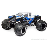 Carrosserie Maverick Blackout MT Bleue 1/5e