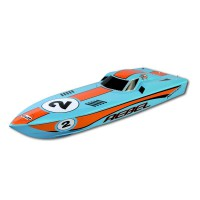 Offshore Navicraft REBEL SPORT Moteur essence 26CC 2.4ghz RTS TH