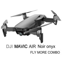 Dji Mavic Air Noir onyx Fly More Combo - Prêt à voler