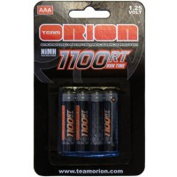 Accu NiMH Orion 1100RT 1.25V (4 pcs) (run time) format AAA/LR03