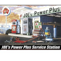 1/24e Academy JOE's Station essence