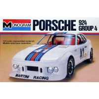 1/24e Monogram Porsche 924 Groupe 4