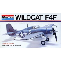 1/48e Monogram Wildcat F4F