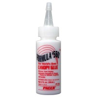 Colle Formula 560 Canopy glue fuselage 59ml