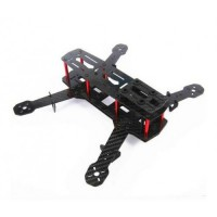 FPV Racer Mini QuadCopter QA-250 Version Carbone kit chassis