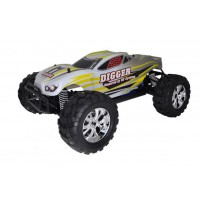 Rc system DIGGER RC707T truck 4x4 1/10e Brushed RTR EP BLANCHE