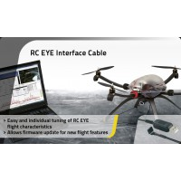EYE RC Kit Data avec un câble d'interface