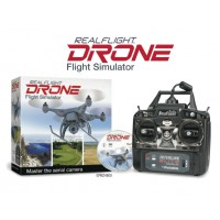 Simulateur RealFlight Drone Edition Interlink Mode2 PC