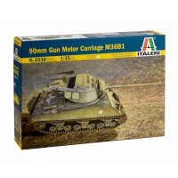 1/35e Italeri 90mm Gun Motor Carriage M36B1
