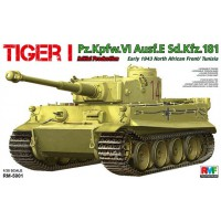 1/35 Rye field Tigre I Production Initiale 1943
