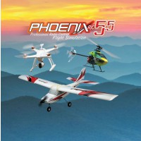 Simulateur Phoenix RC V5.5 Interface