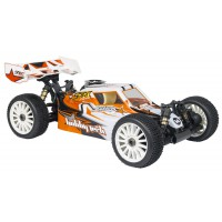 Hobbytech SPIRIT EVO RTR GO21 TH + Accus RX