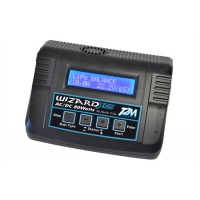 Chargeur T2M Wizard X6S 80W LiPo/NiMh 12v/220v