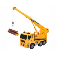 Camion grue RC T2M 1/20