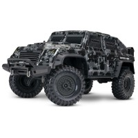 Traxxas TRX-4 TACTICAL UNIT Scale & Trail Crawler 4WD 1/10 RTR