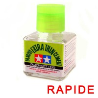 Colle Tamiya extra-fluide Rapide 40ml