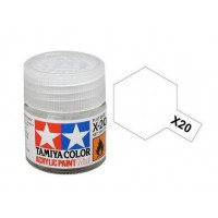 Pot Tamiya X-20A Diluant Acrylique 10ml