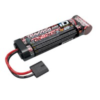 Batterie NiMH Traxxas Long cell ID series 8,4v 5000mAh - 1/10