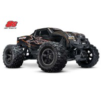 Traxxas X-MAXX 8S 4X4 - BRUSHLESS - WIRELESS - ID - TSM Orange