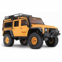 Traxxas TRX-4 Land Rover Defender TROPHY Scale & Trail Crawler 4WD 1/10 RTR