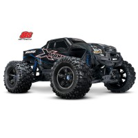 Traxxas X-MAXX 8S 4X4 - BRUSHLESS - WIRELESS - ID - TSM Bleu