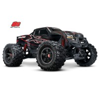 Traxxas X-MAXX 8S 4X4 - BRUSHLESS - WIRELESS - ID - TSM Rouge