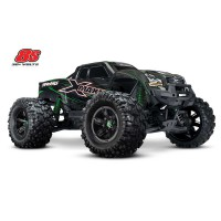 Traxxas X-MAXX 8S 4X4 - BRUSHLESS - WIRELESS - ID - TSM Vert