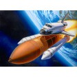 1/144e Revell Space Shuttle Discovery + Booster Rockets